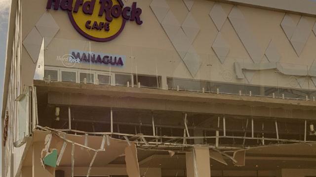 Hard Rock Café Managua
