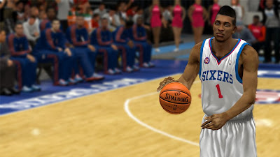 NBA 2K13 Nick Young Hairstyle Hi-Top Fade Update