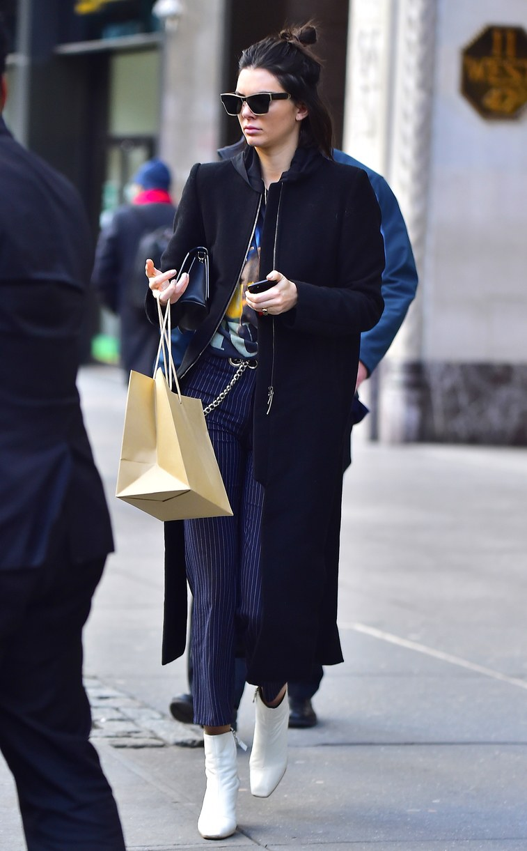 Kendall Jenner Miaou Pants - Tendencia