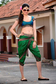 simran hot navel
