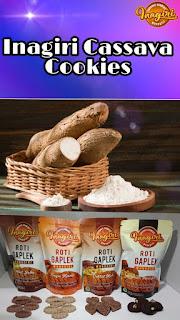 """TEPUNG MOCAF BAHAN BAKU """"INAGIRI"""" (Modified Cassava Flour ..."""