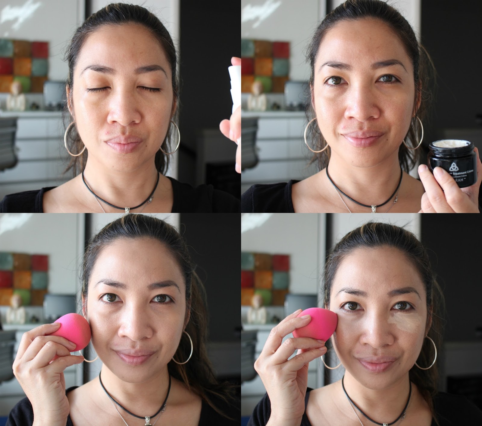 summer-proof makeup, summer makeup tips, summer makeup tutorial