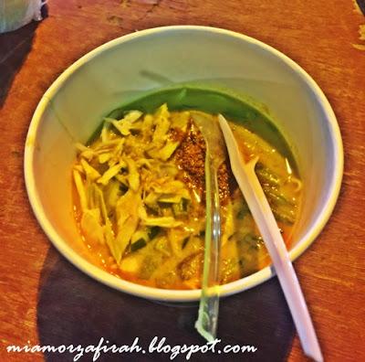 laksa thai, thailand food fest, festival makanan thailand, laksa thai sedap, laksa lemak, laksa kuah kuning, giant prima perai, penang seberang perai, good foods, penang foods, best laksa in penang, where to eat, makan best, makan sedap