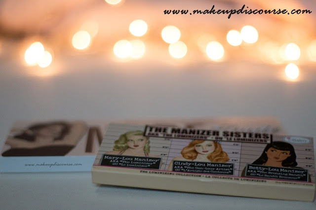 the Balm theManizer Sisters Palette, the Balm Nude Dude Eyeshadow Palette
