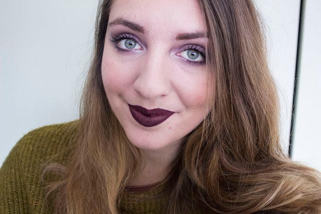 Make-up avec Kat Von D et Estée Lauder