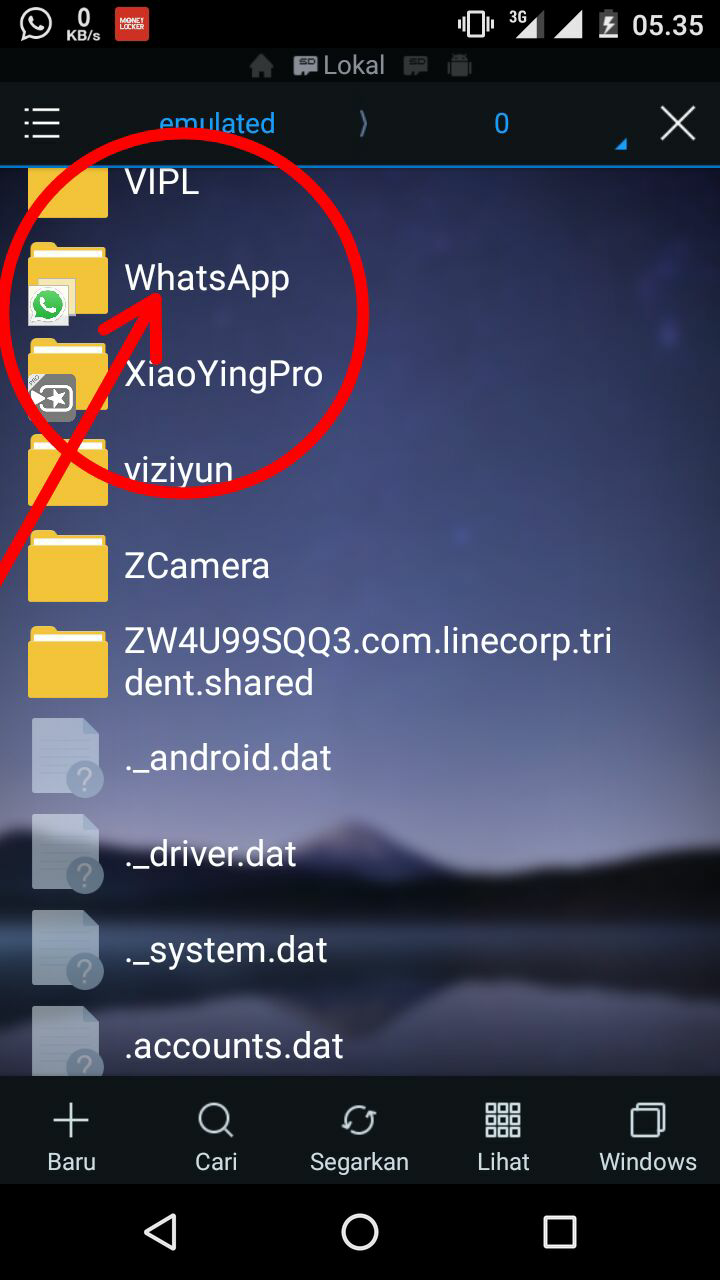 Inilah Cara Menghapus File Whatsapp Yang Tersembunyi Pemuda