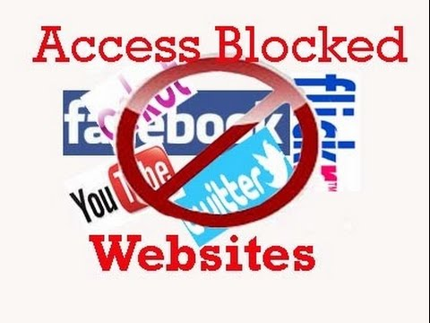 How to Access Blocked Website in School, college, office, home anywhere.