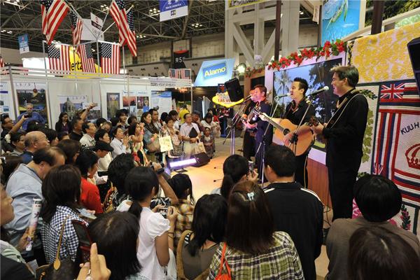 JATA Tourism Forum & Travel Showcase at Tokyo Big Sight, Tokyo
