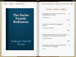 iBook annotations