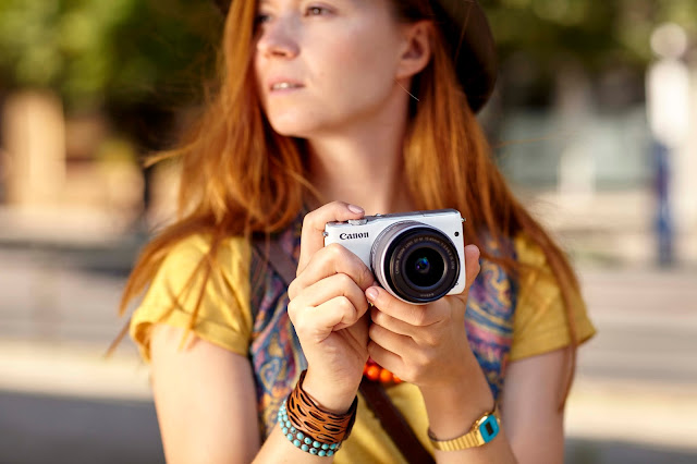Fotoğraf meraklısı annelere en güzel hediye Canon EOS M10