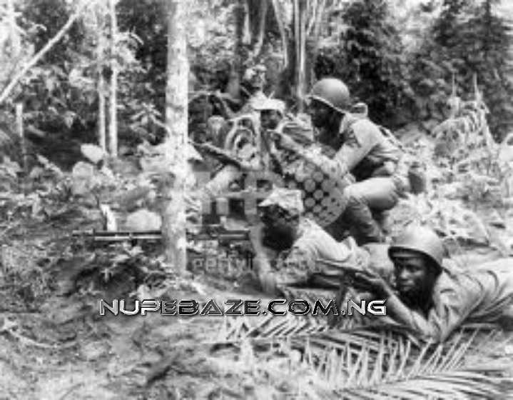 Nigerian Army Abagana Ambush , Nigerian Army Coup , The Nigeria Military Coup Attempt of February 13, 1976. Led By Lt. Col. Buka Suka Dimka