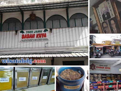 Toko Jamu Babah Kuya Bandung