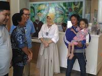 Pak Peni Bawa Azkara ke Rumah Sakit: Semoga Lekas Sembuh