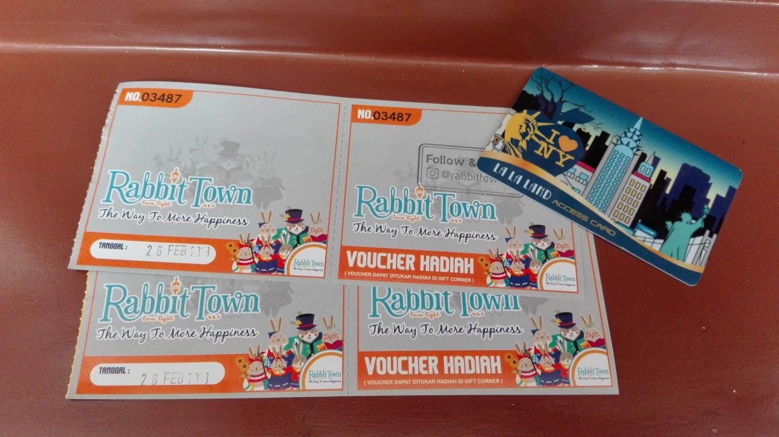 Berwisata Selfie Di Rabbit Town Bandung Low Budget Travel