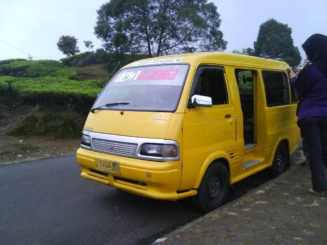 Angkutan Umum Ke Situ Patenggang di Ciwidey Bandung