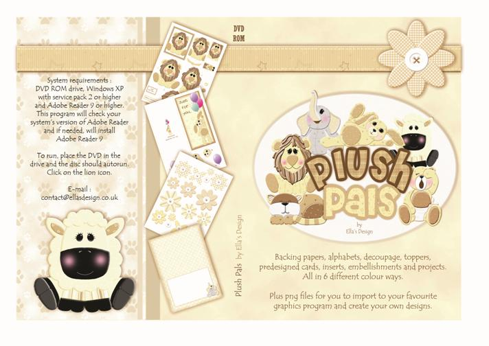 Plush Pals DVD-Rom Click to view slideshow