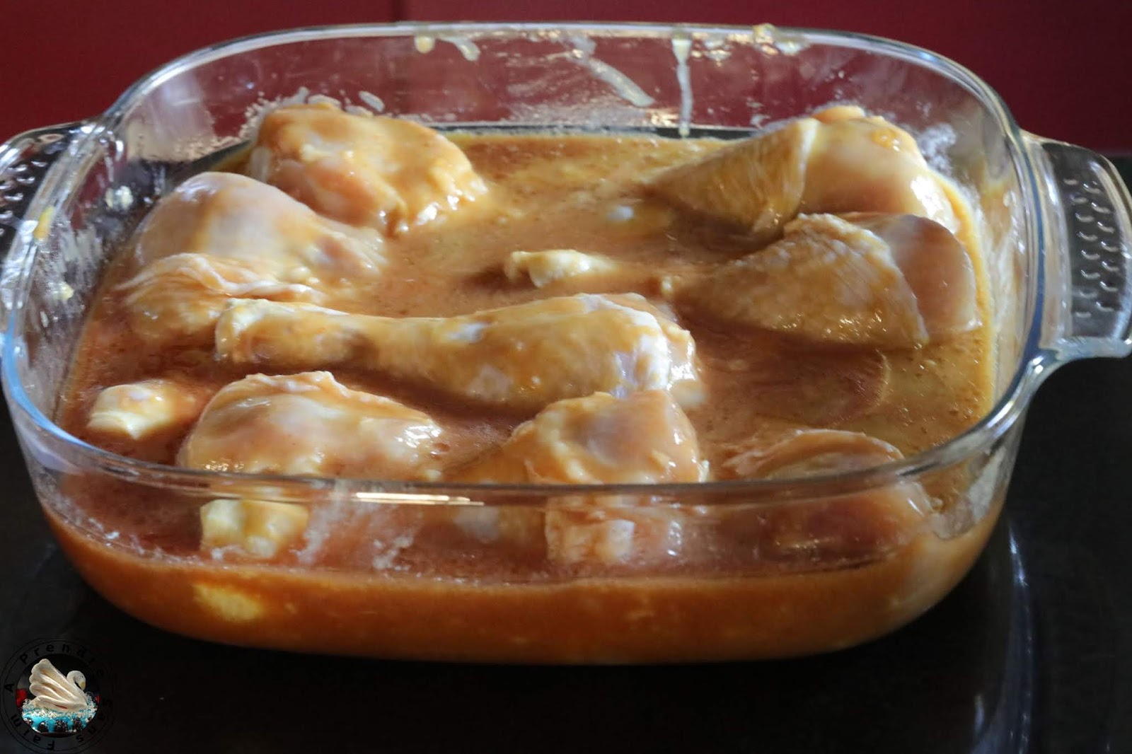 Poulet caramélisé