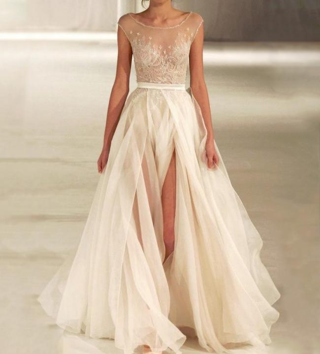 Jak Chciałabym Wyglądać Na Swoim ślubie Włosy Sukienka