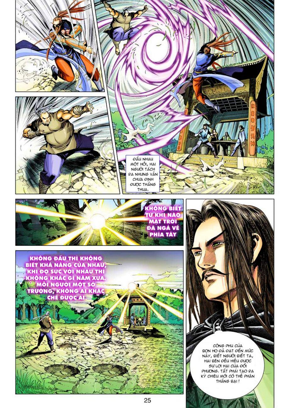 Anh Hùng Xạ Điêu anh hùng xạ đêu chap 45 trang 25