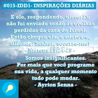 #015-IDD1- IDEIA DO DIA 1