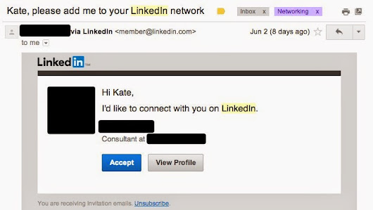 4 Kinds of LinkedIn Requests and How to Respond