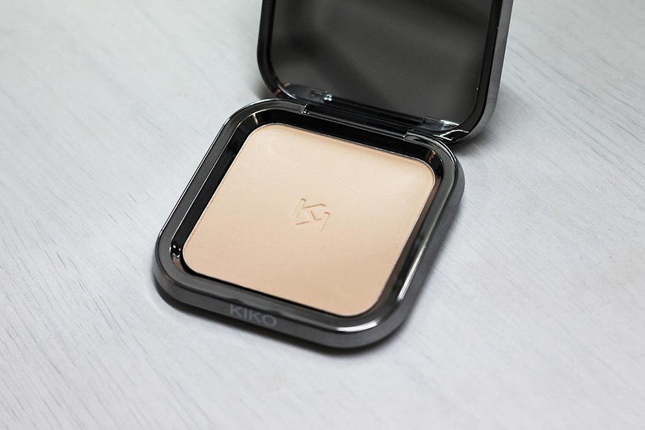 poudre compacte kiko maquillage beauté