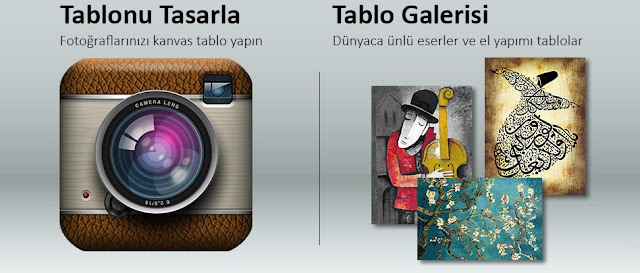 tabloda canvas tablo,hediyelik tablo