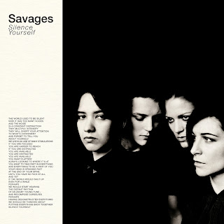 Silence Yourself, por Savages