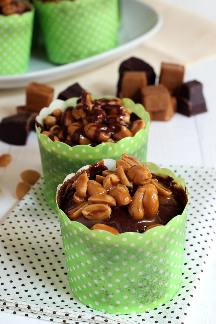 Schoko-Karamell-Cupcakes 3