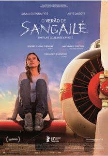 O Verão de Sangailé - Poster & Trailer