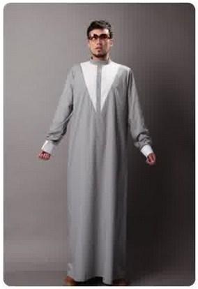 Style Baju Muslim Modern Pria Arab Terbaru 2016 Model Busana