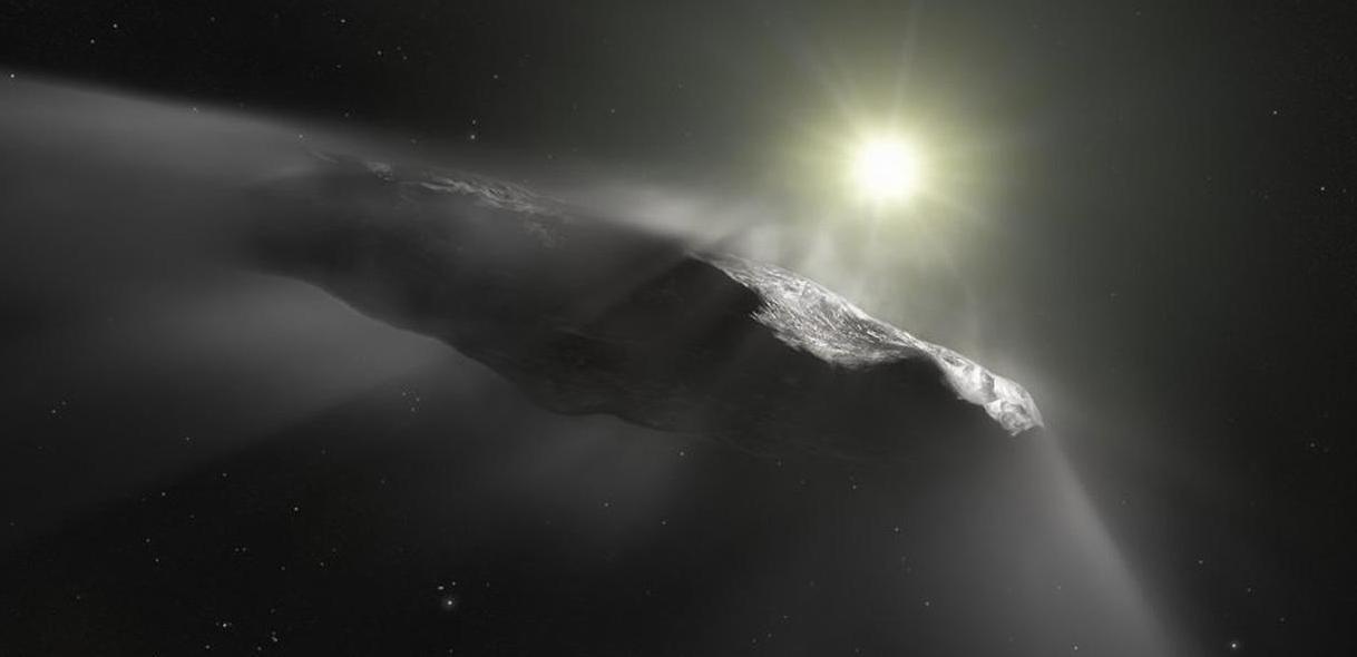 Scoperti 4 visitatori interstellari nel Sistema Solare come Oumuamua.