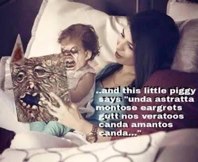 Meme de humor sobre cuentos infantiles