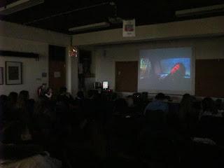 O MUNDO À NOSSA VOLTA – Cinema cem anos de juventude – Exercício @ Escola Secundária Matias Aires