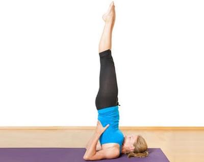 Tư thế uốn mình tập yoga tăng trí nhớ