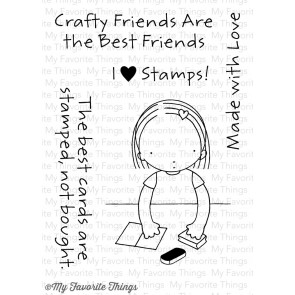 My Favorite Things - Crafty Friends
