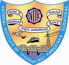 NIT Karnataka Recruitment 2017, www.nitk.ac.in