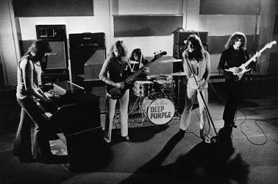 Band Rock Terbaik Deep Purple