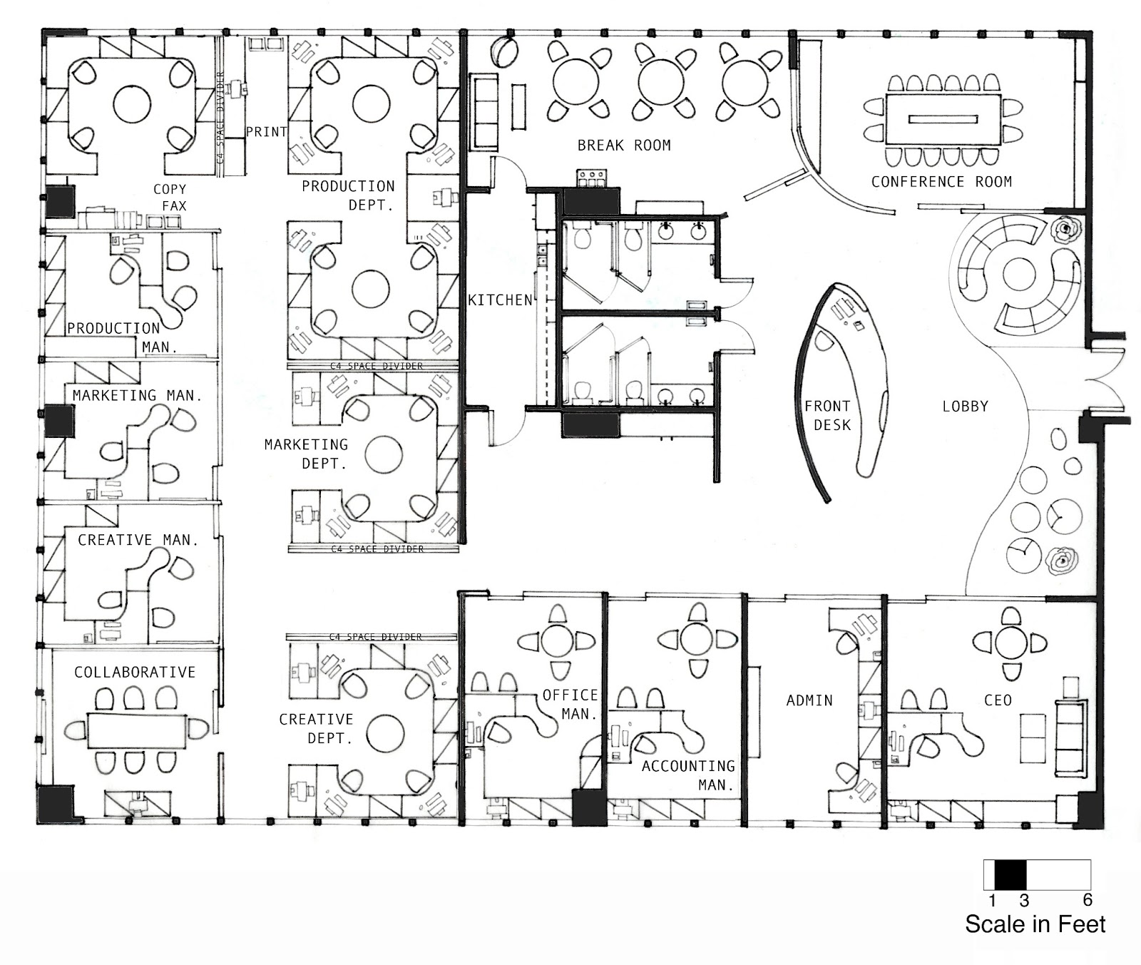 30 Creative Open Concept: Interior Design