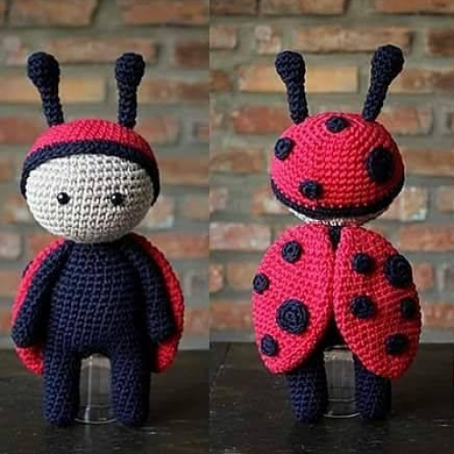 Sweet Little Ladybug - Free Pattern