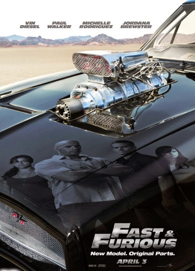 Fast and Furious 4 เร็วแรงทะลุนรก 4 ยกทีมซิ่ง แรงทะลุไมล์ [HD][พากย์ไทย]
