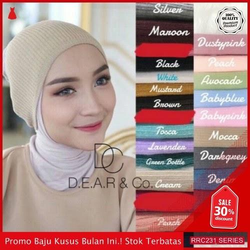 RRC231I45 Inner Terbaru Rajut Polos Fashion Muslim Terbaru BMGShop