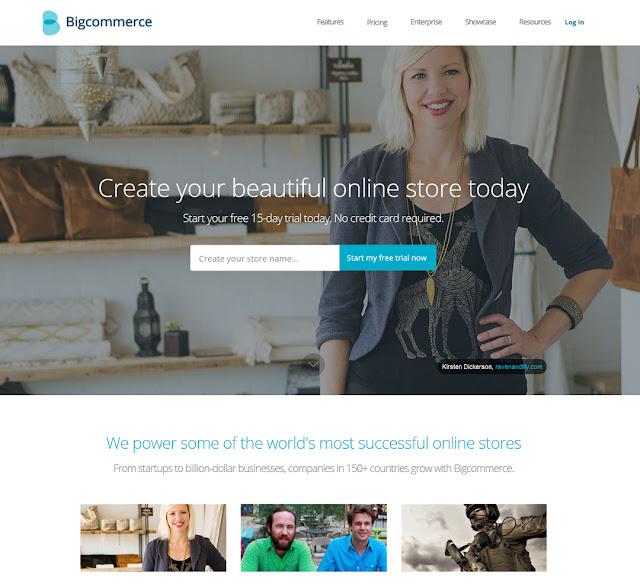 Bigcommerce Affiliate Link