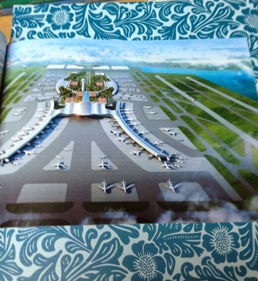 San Miguel Submits $10-Billion Airport Proposal to President Aquino