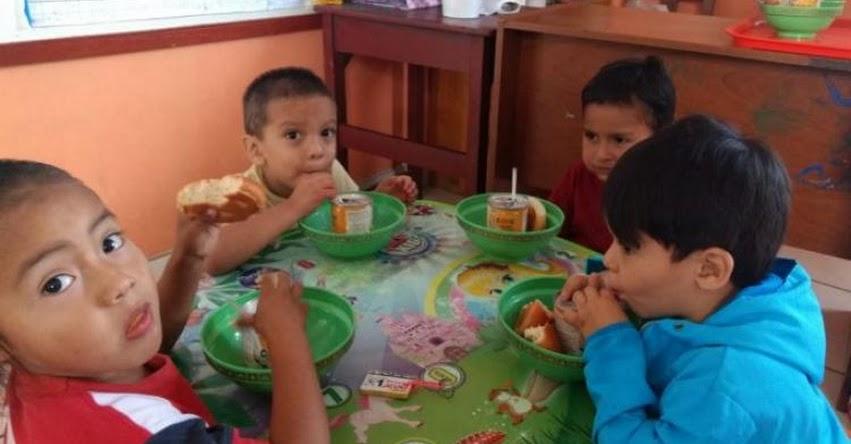 QALI WARMA: Más de 261 mil niñas, niños y adolescentes recibieron desayunos y almuerzos ricos, nutritivos y variados - www.qaliwarma.gob.pe