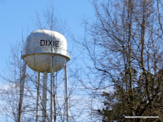 Dixie watertower