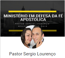 A IMPORTÂNCIA DE ABRIR A PORTA LUZ - PASTOR SERGIO LOURENÇO DO MINISTÉRIO EM DEFESA DA FÉ APOSTÓLICA E MEMBRO DO CONSELHO DE PASTORES ESTADO DE SÃO PAULO