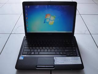 laptop toshiba mati sendiri
