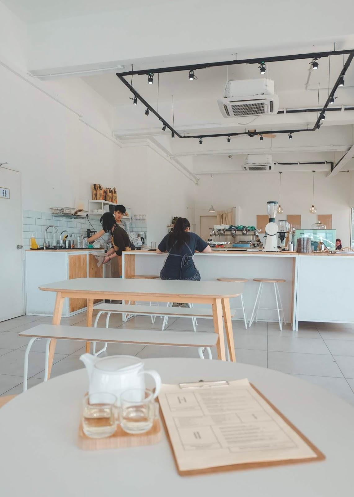 Fuwa Fuwa Pancake Neighbour's Coffee Bar Curitan Aqalili