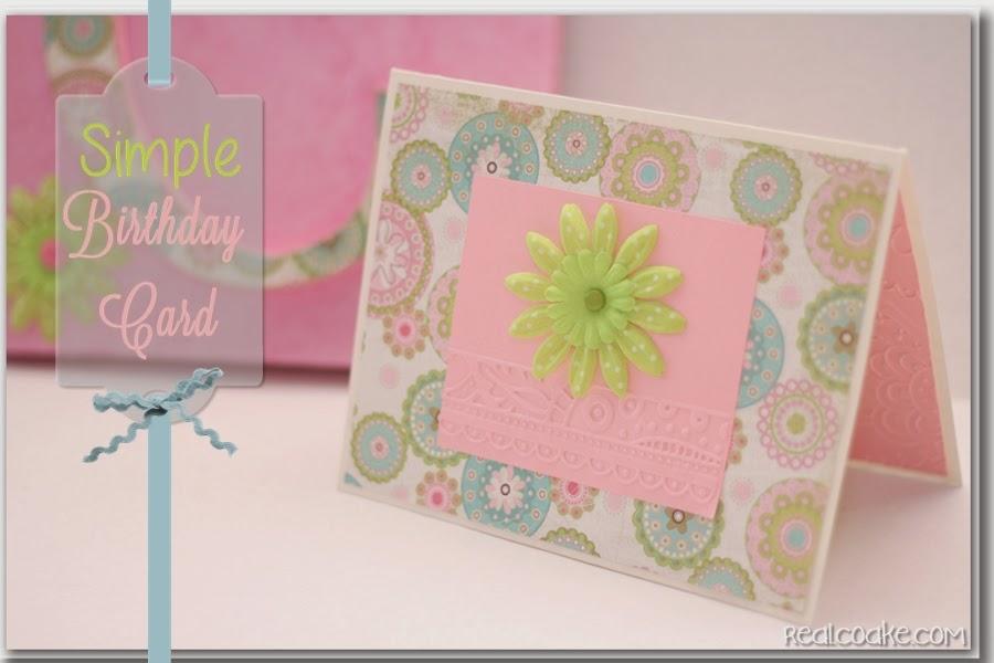 Homemade Birthday Cards 86